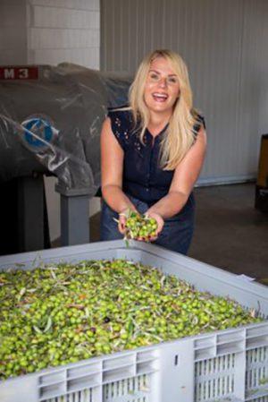 carina olivenolje