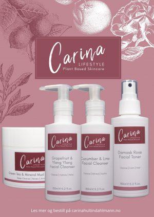 plantebasert renseprodukter carina lifestyle