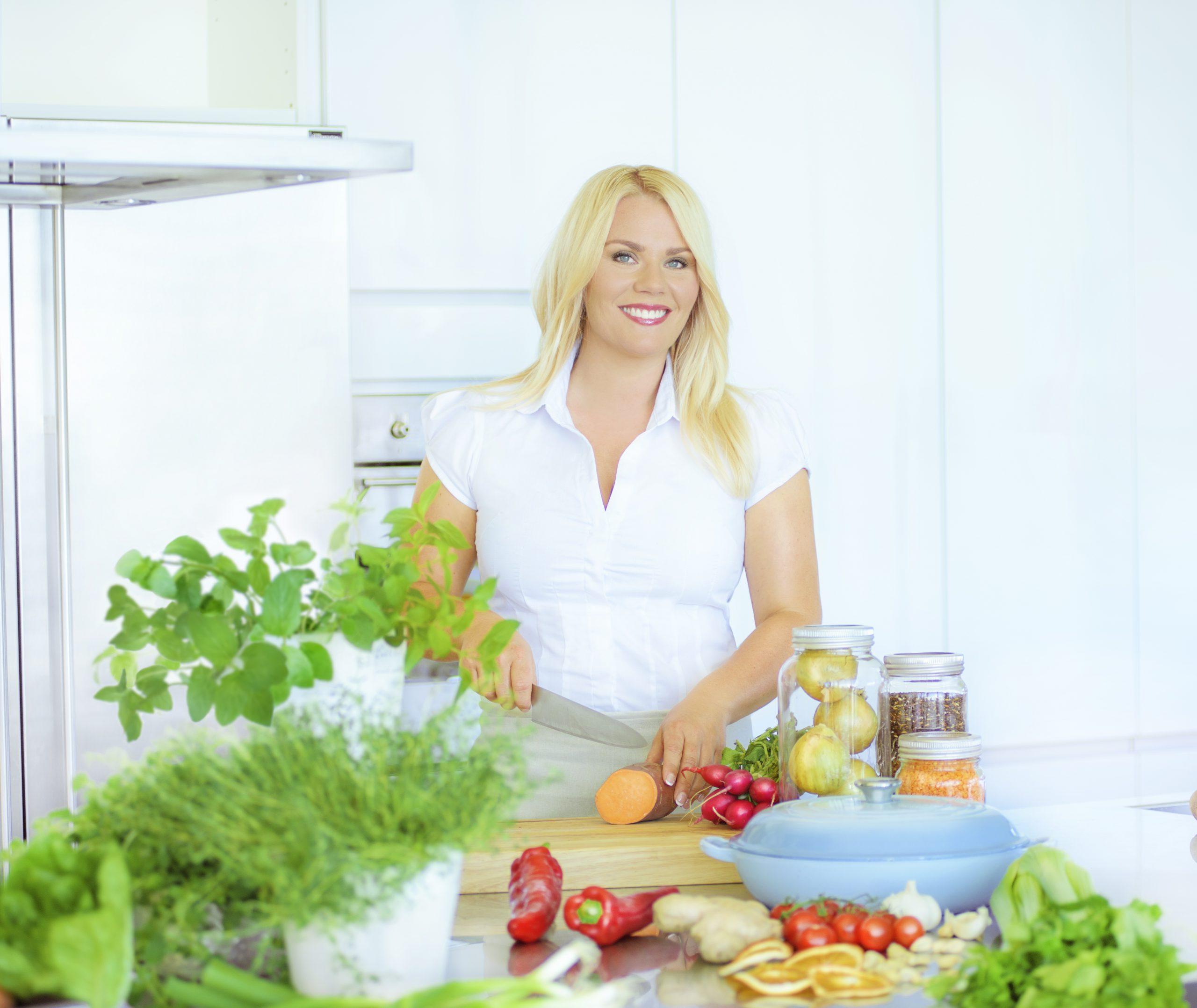Carinas sunne kjøkken bok