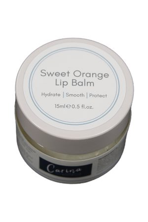 sweet orange lip balm carina lifestyle